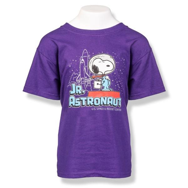 JR Astronaut Peanuts T-Shirt,PEANUTS,G5000B