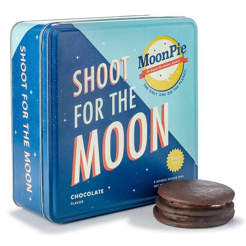 Shoot for the Moon Tin
