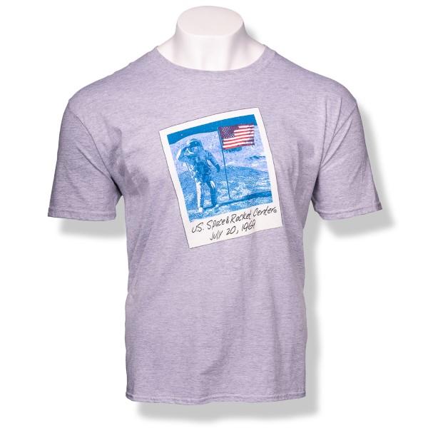 Astronaut Polaroid T-Shirt,50TH ANNIVERSARY,S137742-64000