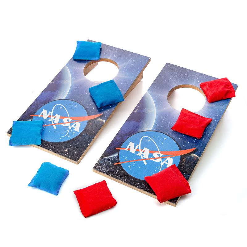 NASA Table Top Corn Hole Game,NASA,USS2-COR2-1