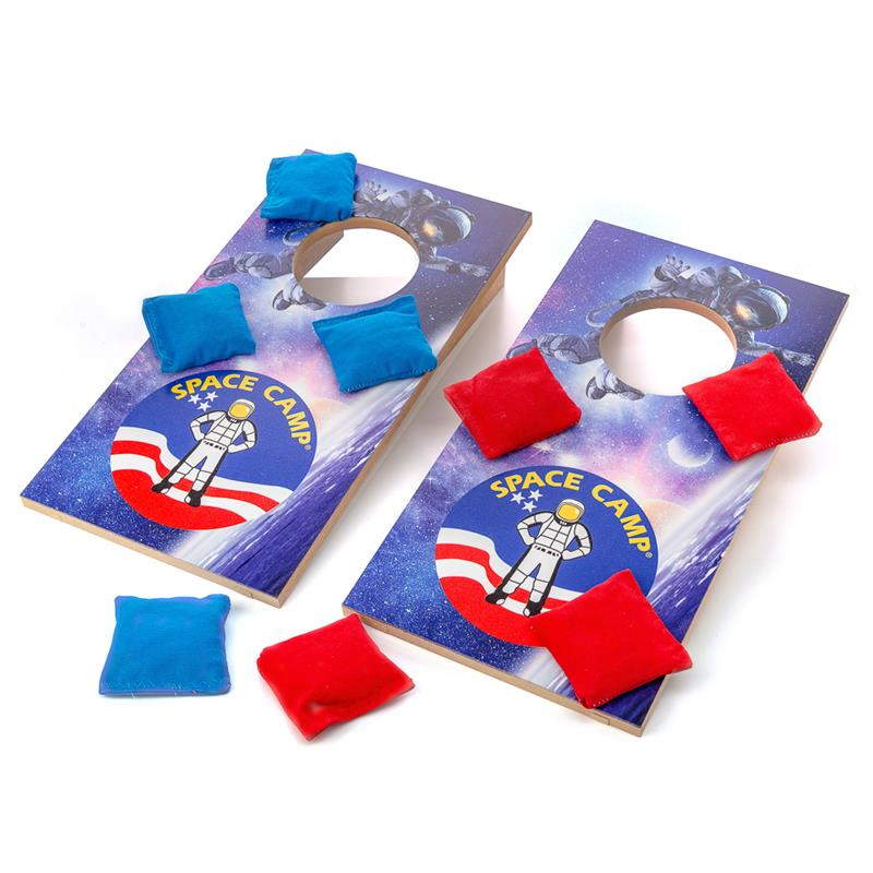 Space Camp Table Top Corn Hole Game,SPACECAMP,USS2-COR2-2