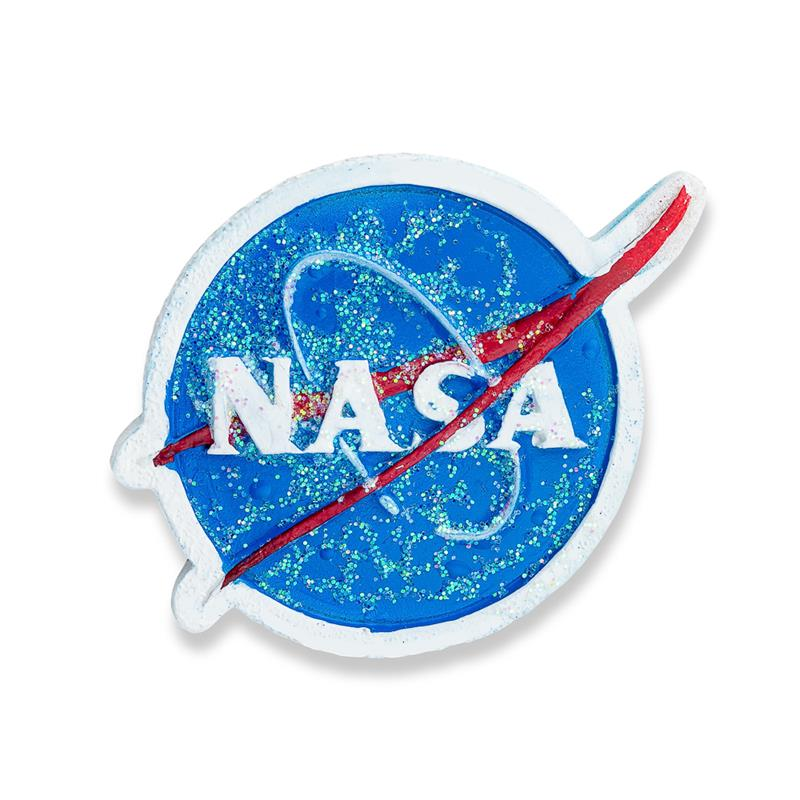 NASA Vector Glitter Magnet,NASA,09/9100 IMP