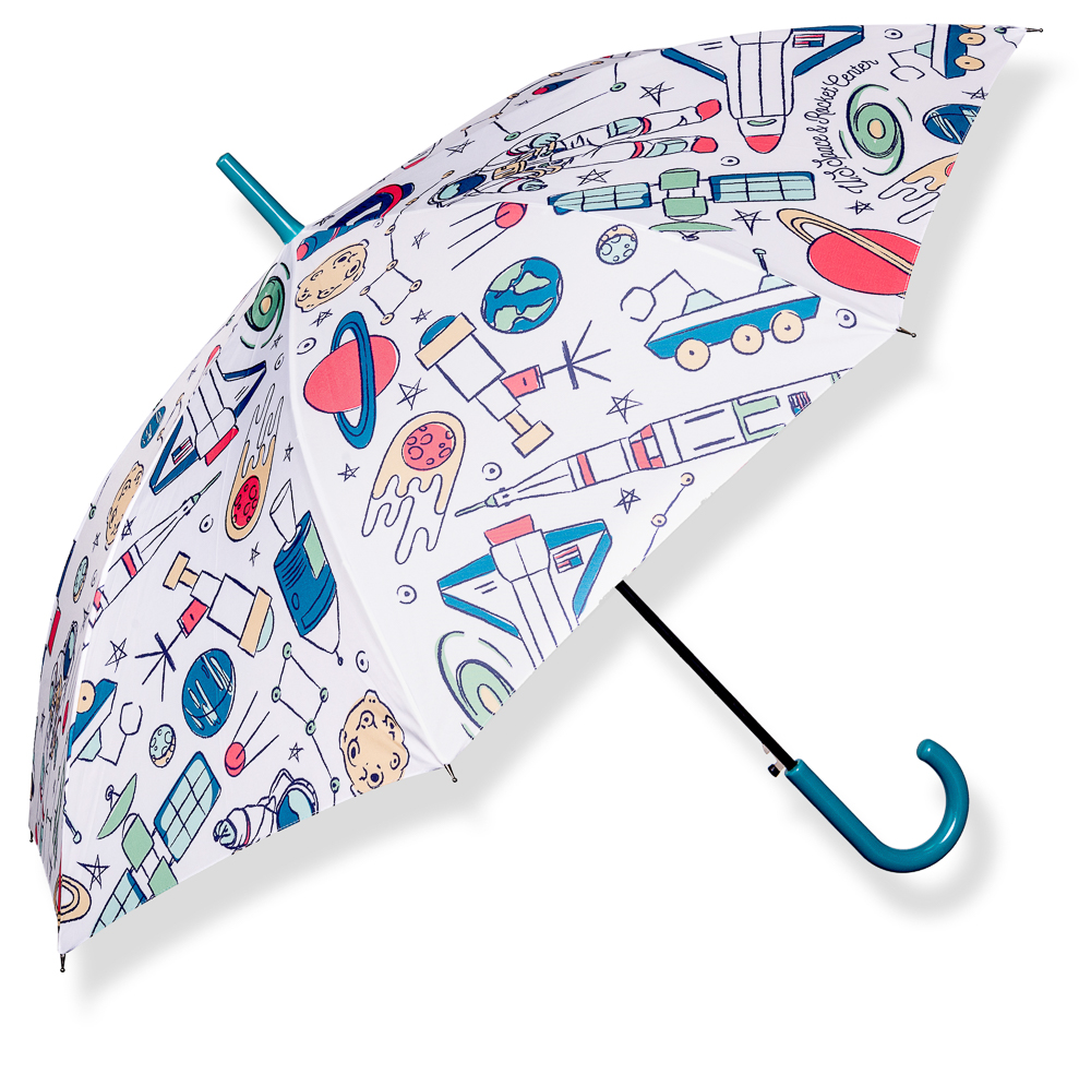 Space Stick Umbrella,18/9479 IMP