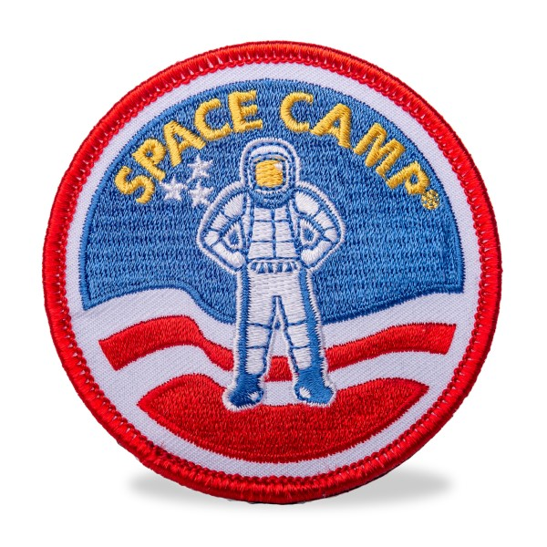 Space Camp Patch Magnet,SPACECAMP,18/9362 IMP