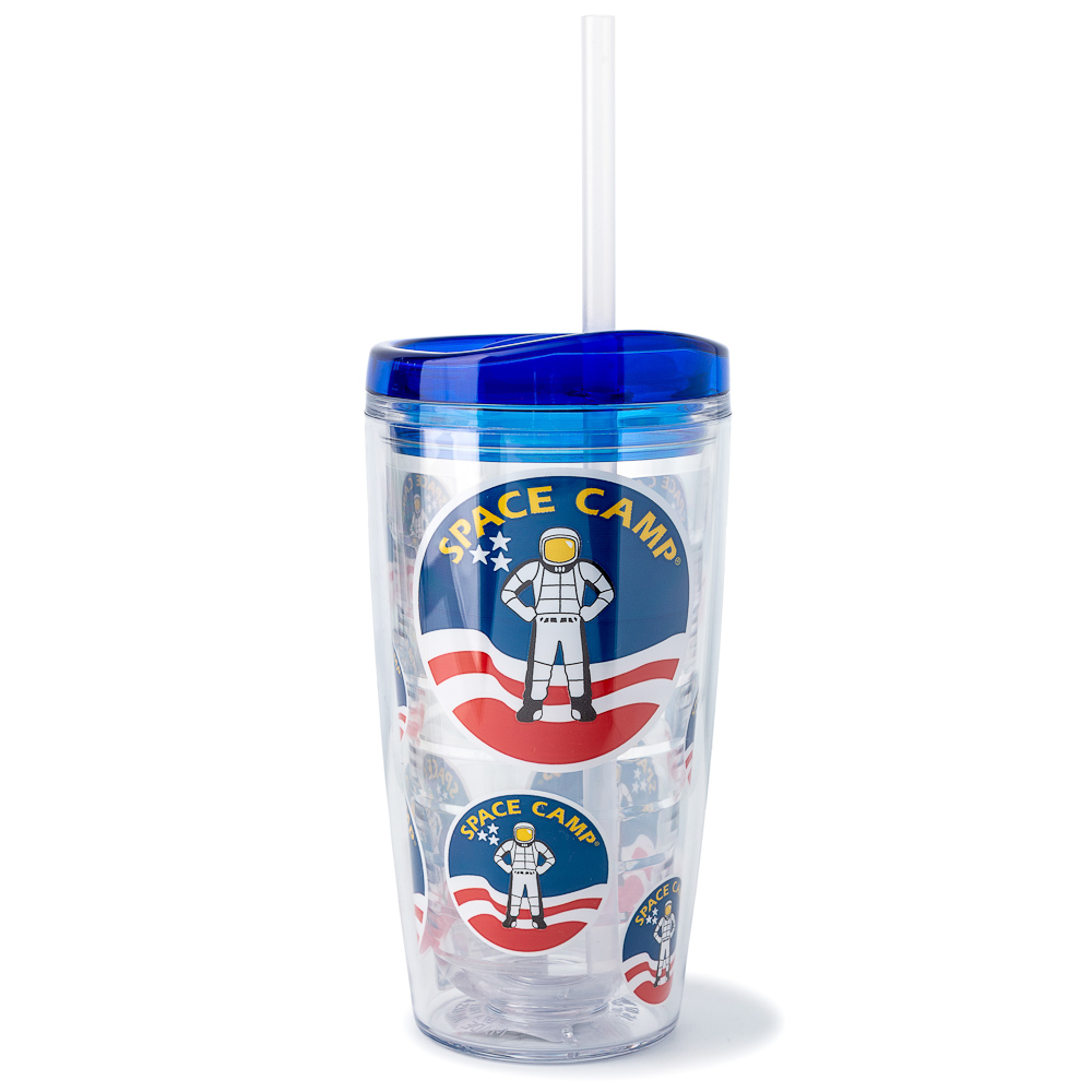 Space Camp 16oz Shelby Tumbler,SPACECAMP,14/0439 DOM