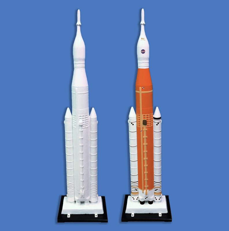 Rockets on Parade