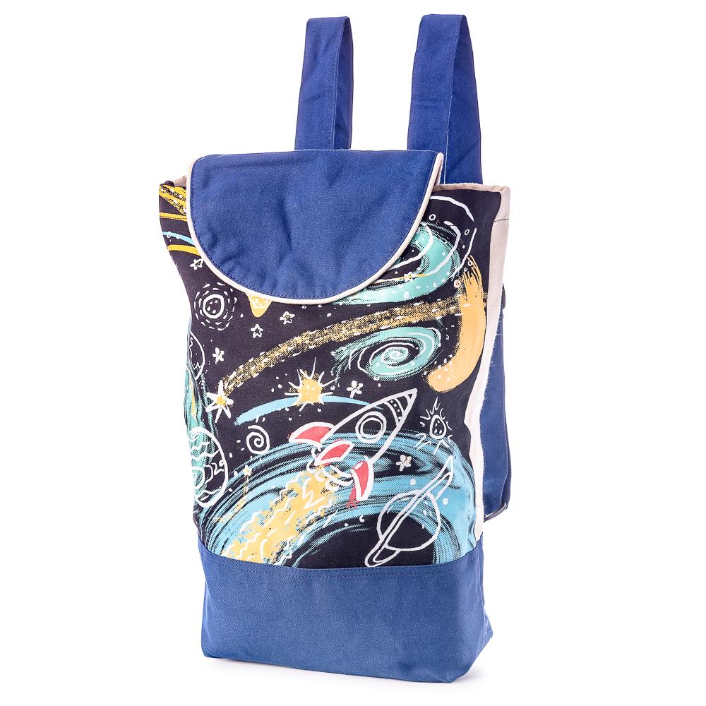 Planet Rocket Backpack