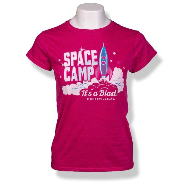 Camp Blast Jrs T-Shirt,SPACECAMP,S16818/200A
