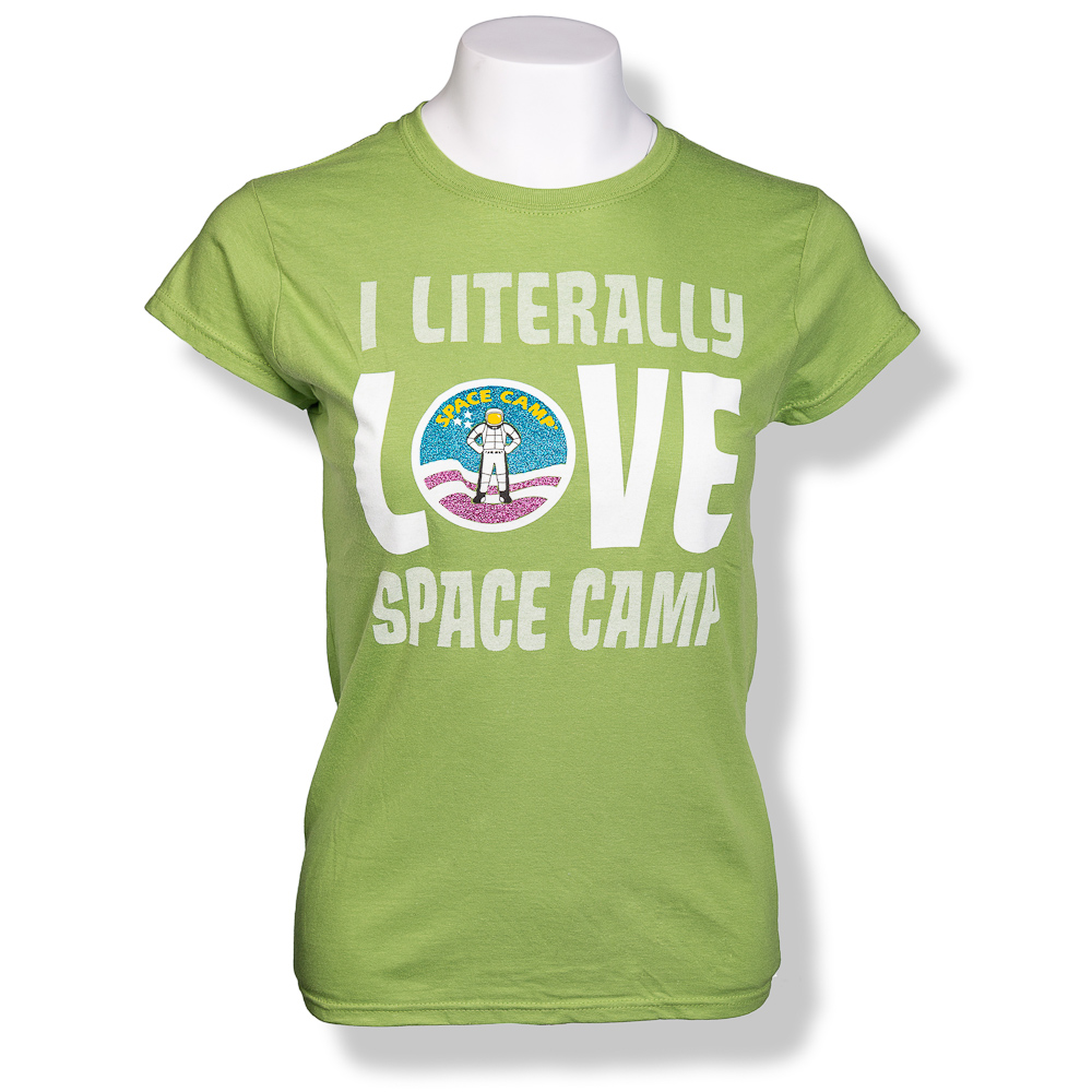 Literally Space Camp Jrs T-Shirt,SPACECAMP,S16822/238J