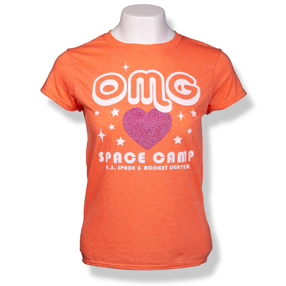 OMG Space Camp Jrs T-Shirt,SPACECAMP,S16823/238J