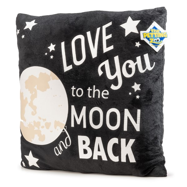 Love You to the Moon & Back Pillow,718480