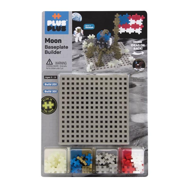 Baseplate Builder - Moon,05038