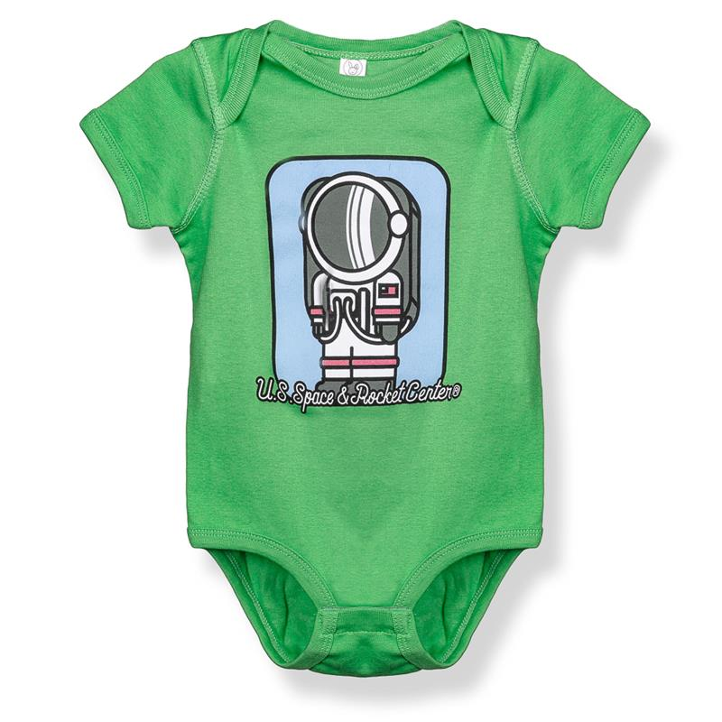 Astronaut Squared Infant Onesie,S132080/RS4400/7456