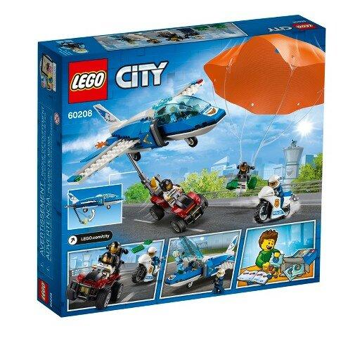 Sky Police Parachute Arrest - LEGO,60208