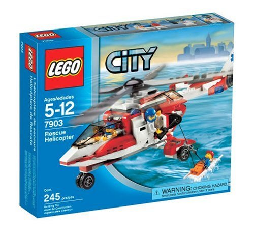 Rescue Helicopter - LEGO,42092