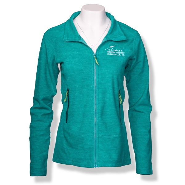 Stargaze Ladies Fleece Jacket,ROCKET CENTER,S131871/85042/7492