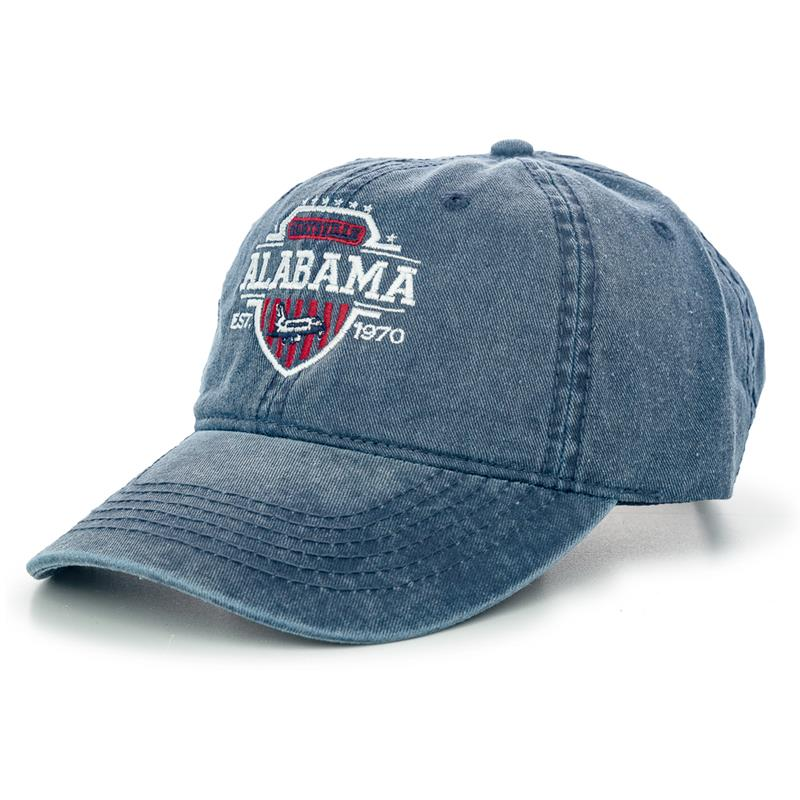 Americana Shield Pigment Washed Cap,S131754/39995/PH175