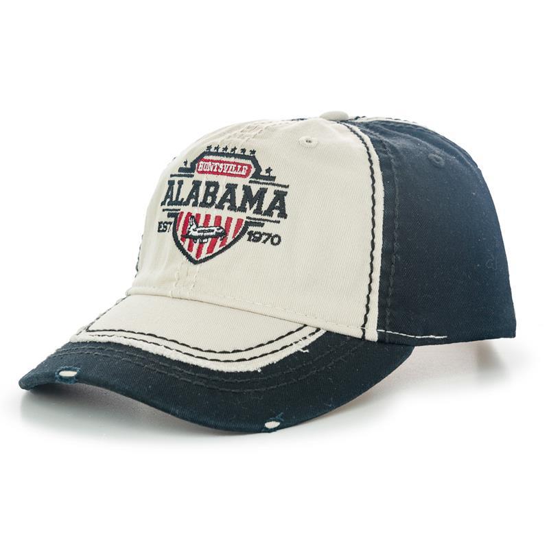 Americana Shield Color Block Cap,S131754/39995/PH195