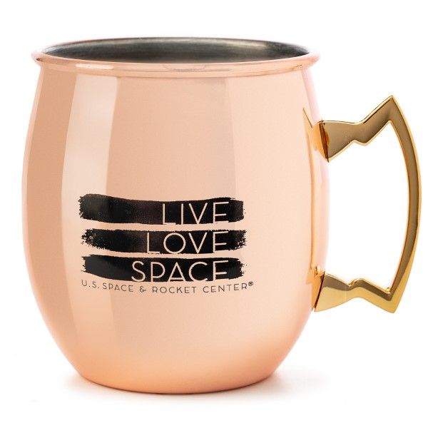 Young, Wild, & Free Moscow Mule Copper Mug,S137168/7479/MS268