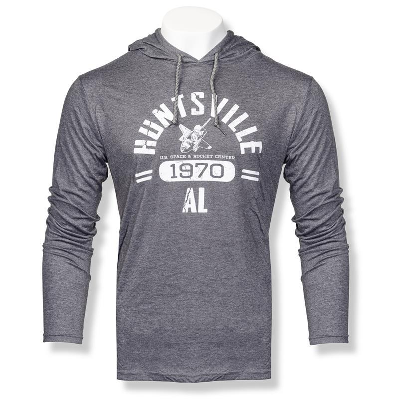 Collegiate Hooded T-Shirt,S127558/7308/987