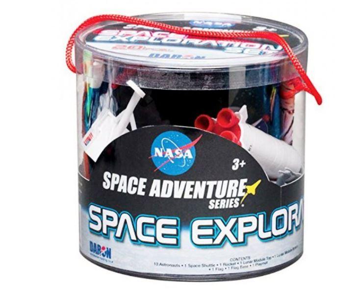 Space Exploration 20pc Play Set,Case Pack 12/48,HFL999