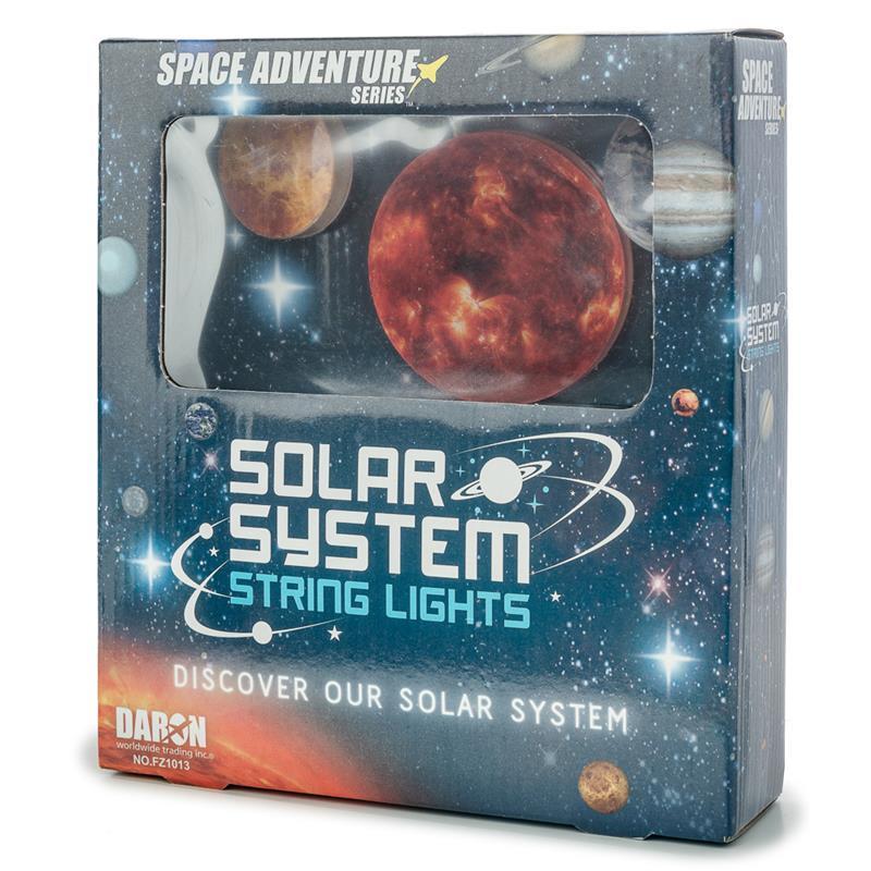Solar System LED Light,Case Pack 24,FZ1013
