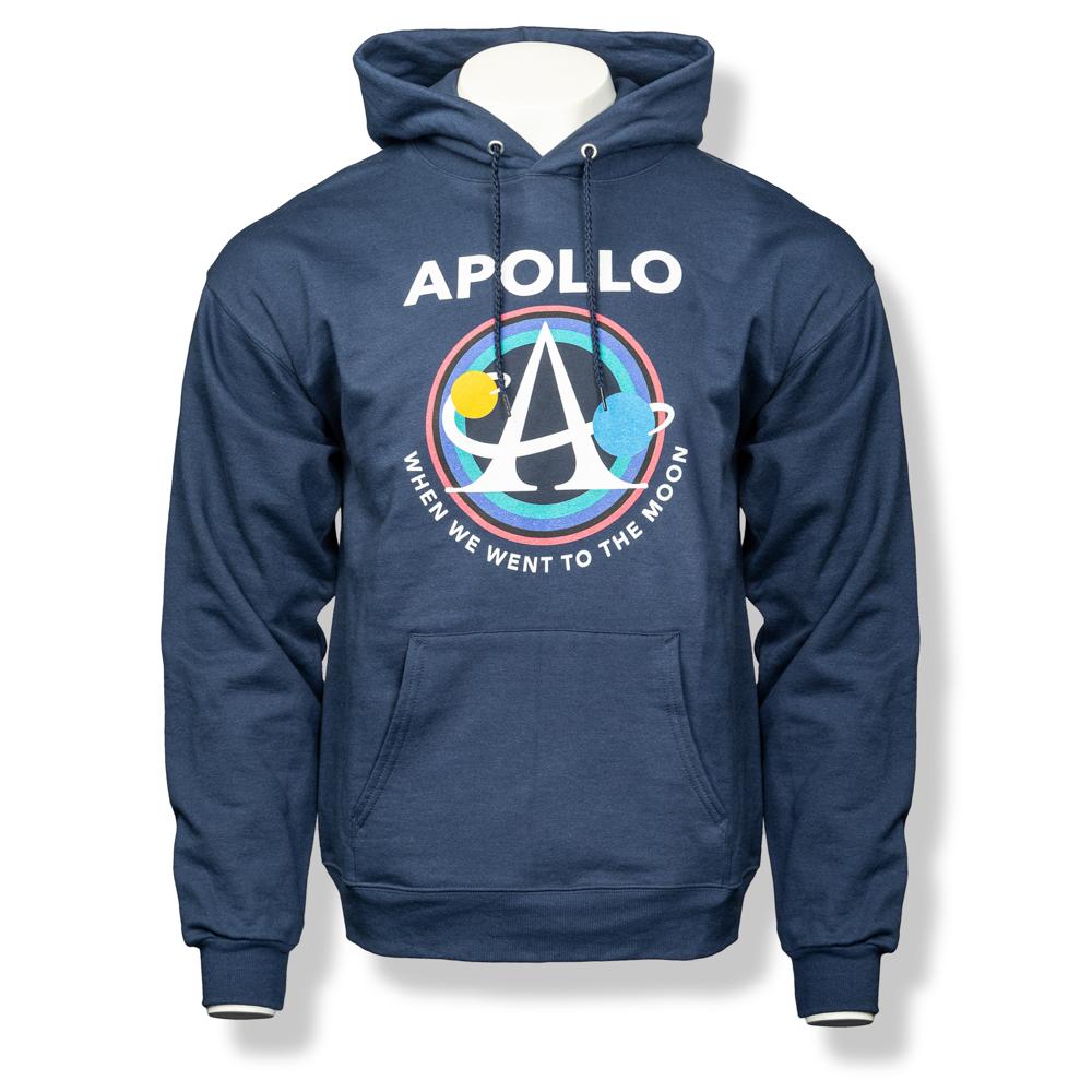 Apollo Logo Pullover Hoodie,S141374/18500
