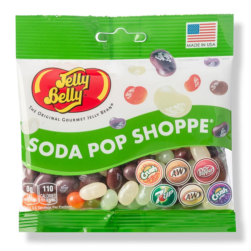 Soda Pop Shoppe Jelly Belly,42830