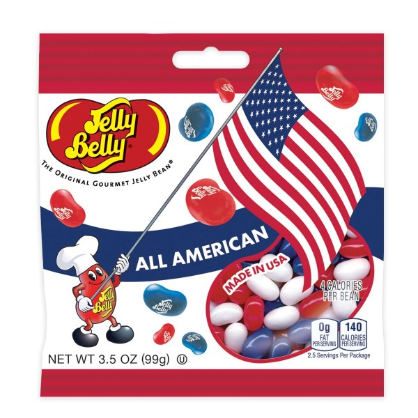 All American Mix Jelly Belly,42830