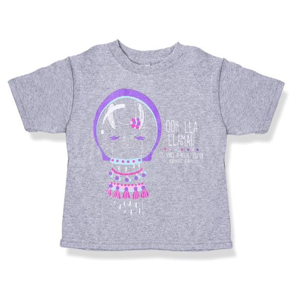 Space La Llama T-Shirt,8661