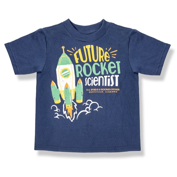 Future Rocket Scientist T-Shirt,3578