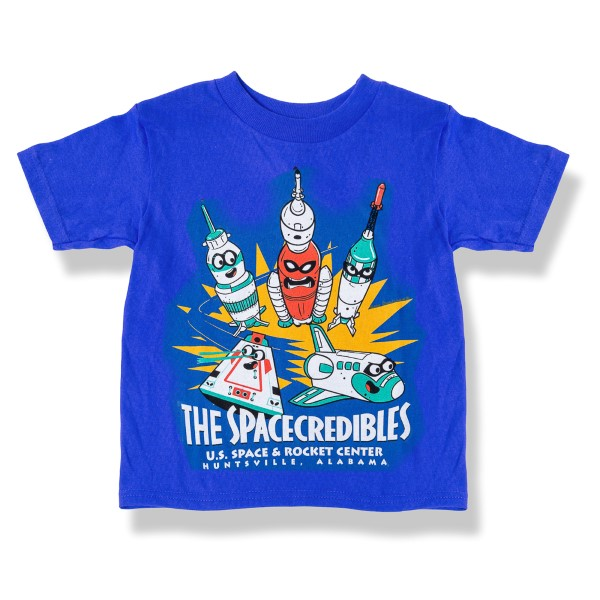 Spacecredibles T-Shirt,8664