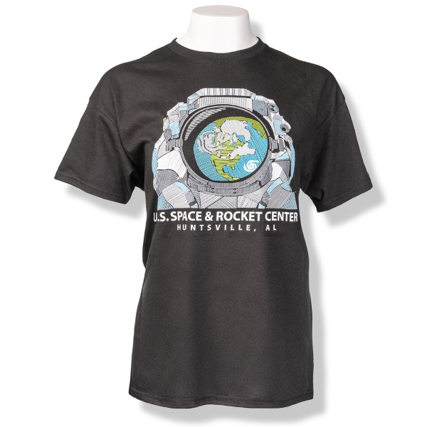 Cross Hatch Astronaut T-Shirt,9497