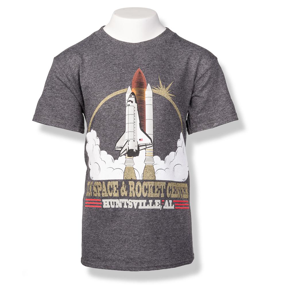 Moon Shuttle T-Shirt,7906