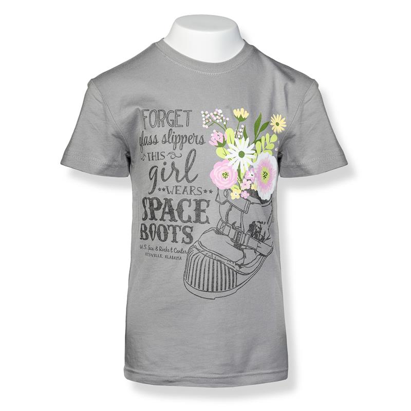 Space Boots Fashion T-Shirt,7907