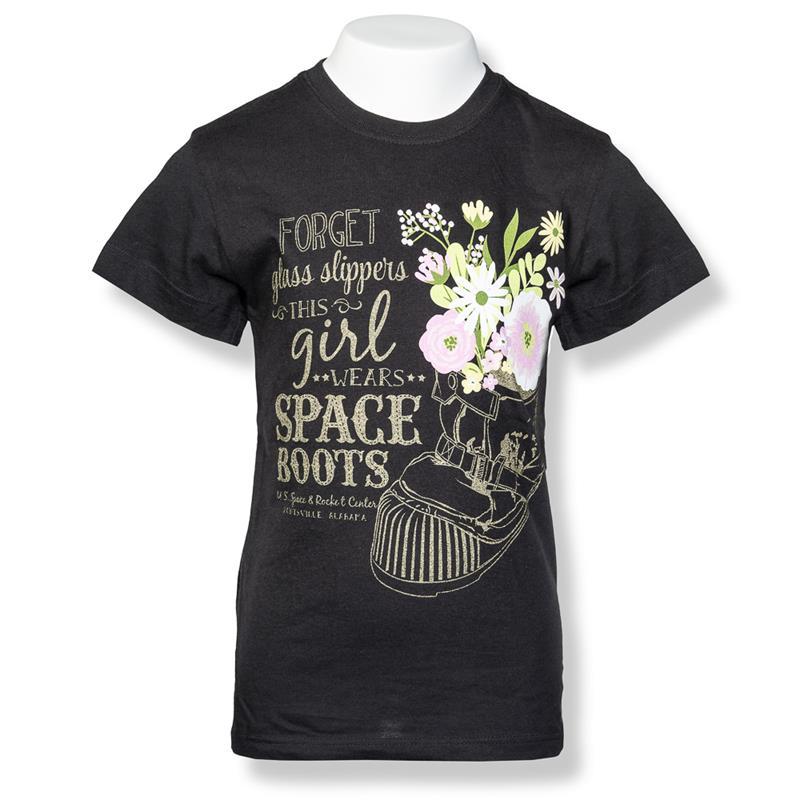Space Boots Fashion T-Shirt,7907