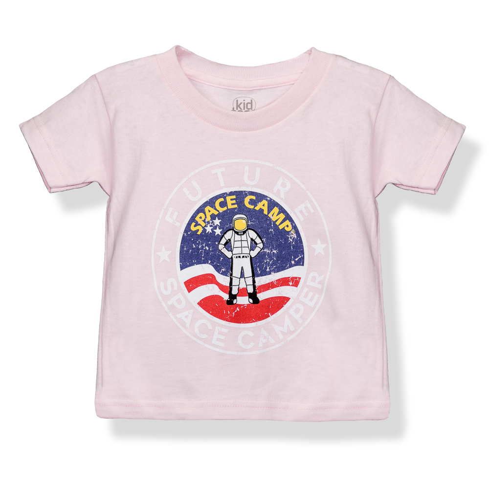 Future Space Camper T-Shirt,7912
