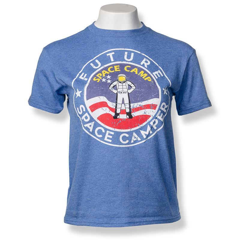 Future Space Camper T-Shirt,SPACECAMP,7912
