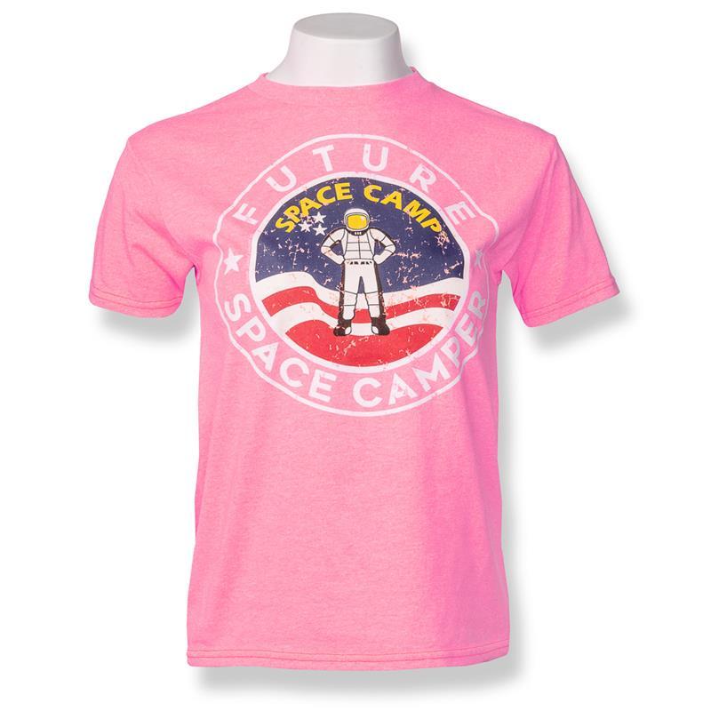 Future Space Camper Girls T-Shirt,SPACECAMP,7912