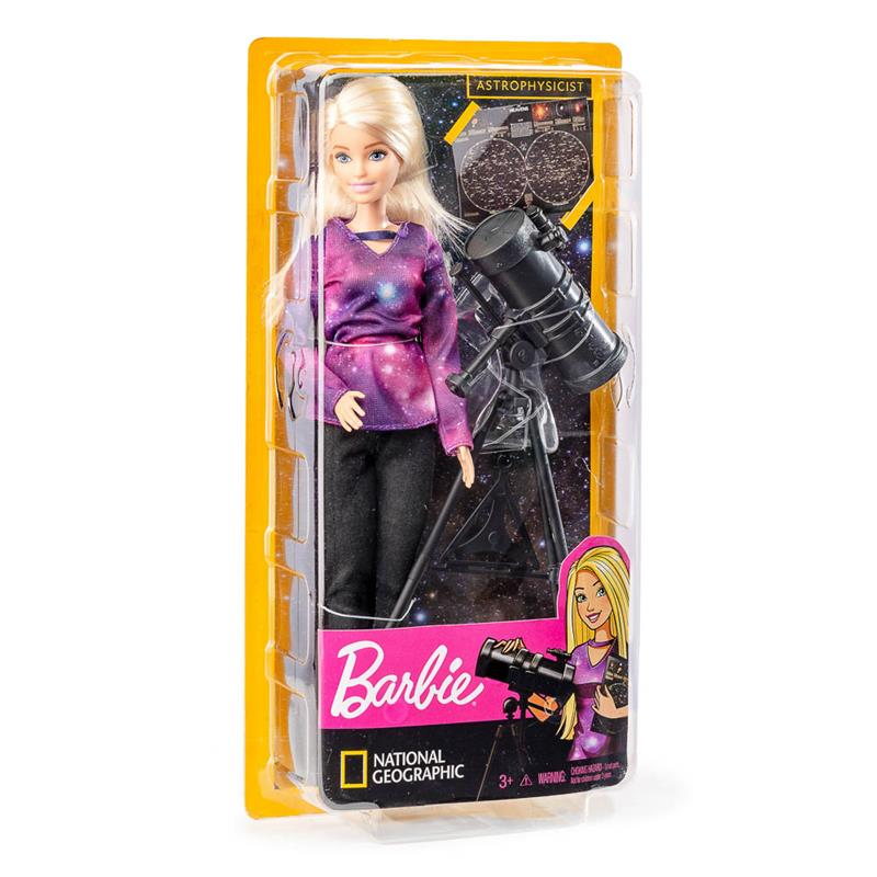 Astrophysicist Barbie,GDM47