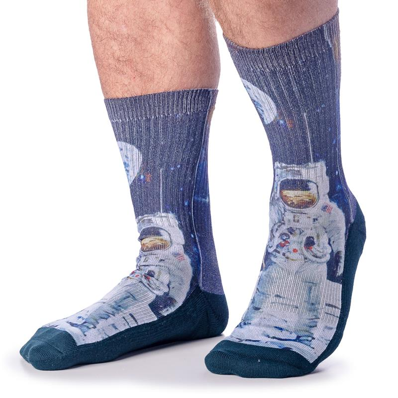 Apollo Astronaut Socks,4160