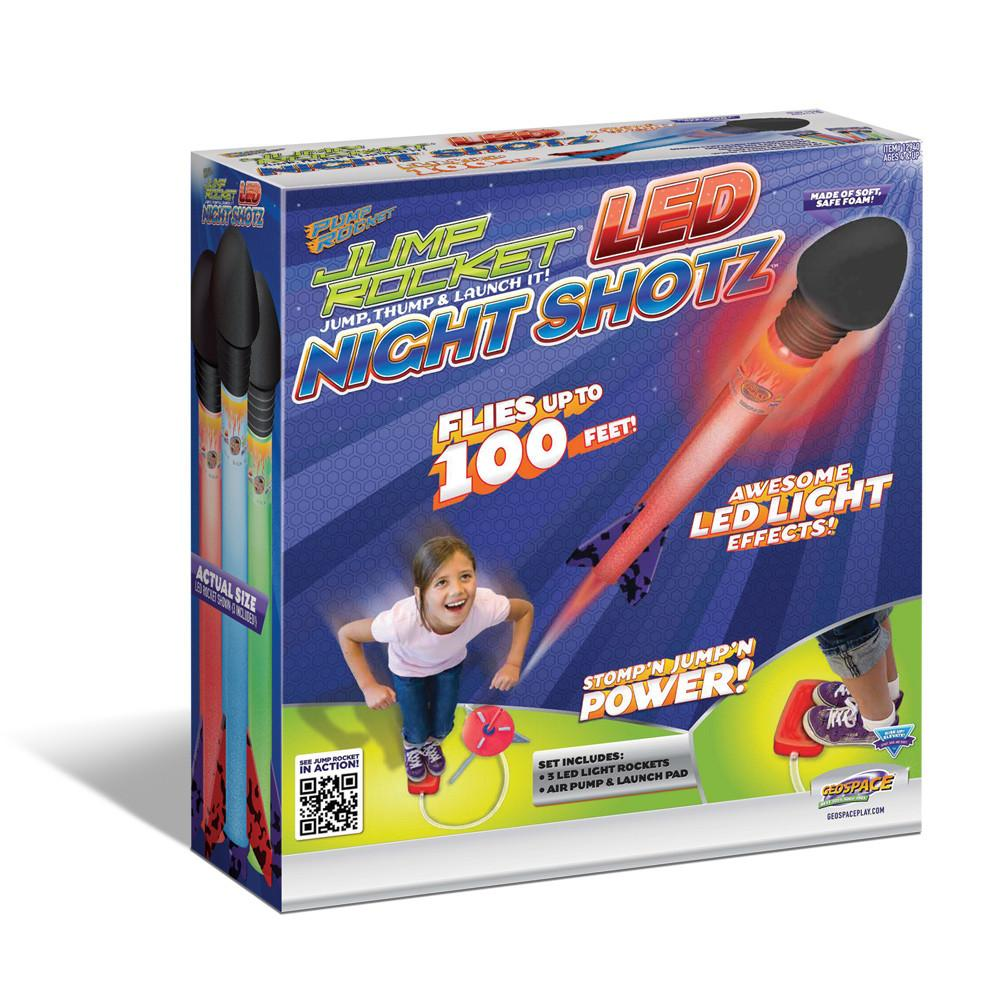 Jump Rocket LED Night Shotz,12940