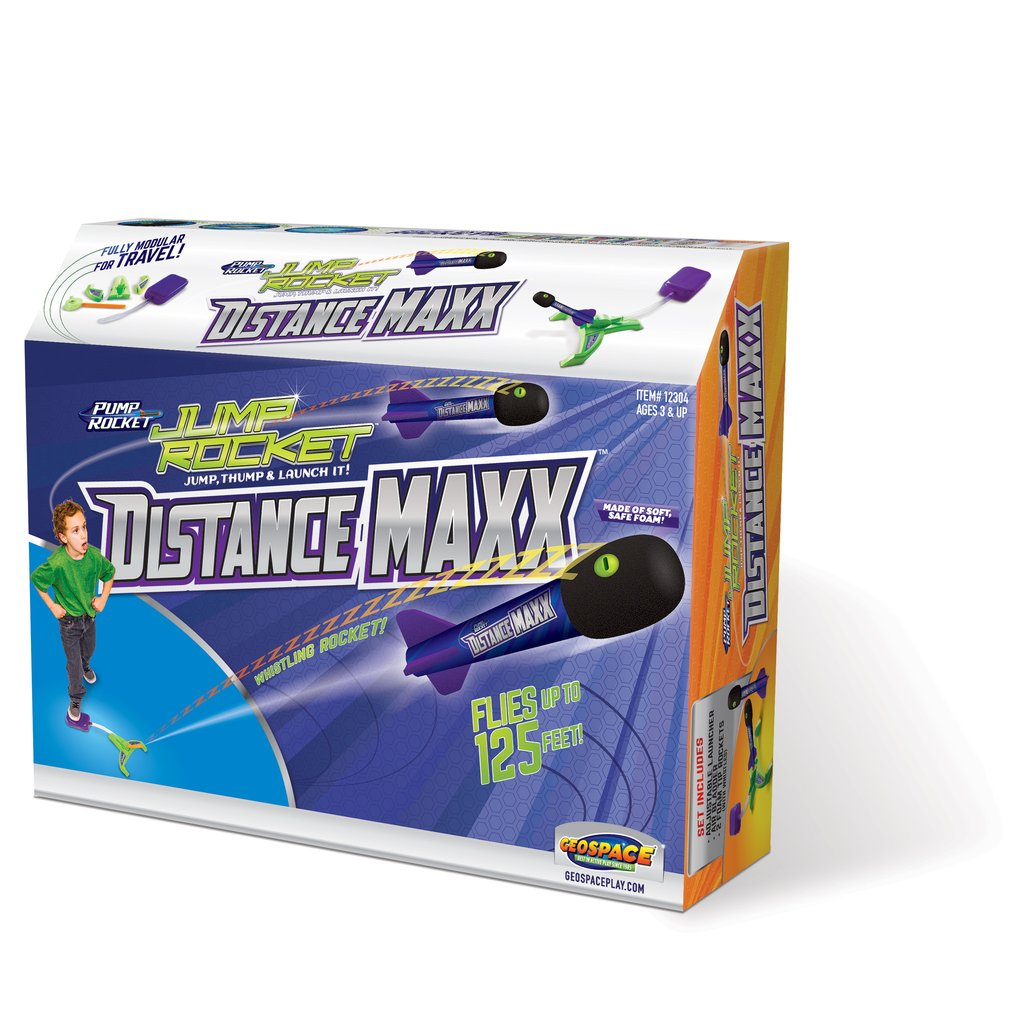 Jump Rocket Distance Maxx,12304