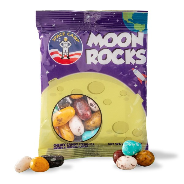 Moon Rocks Chewy Candy Pellets,ADGB