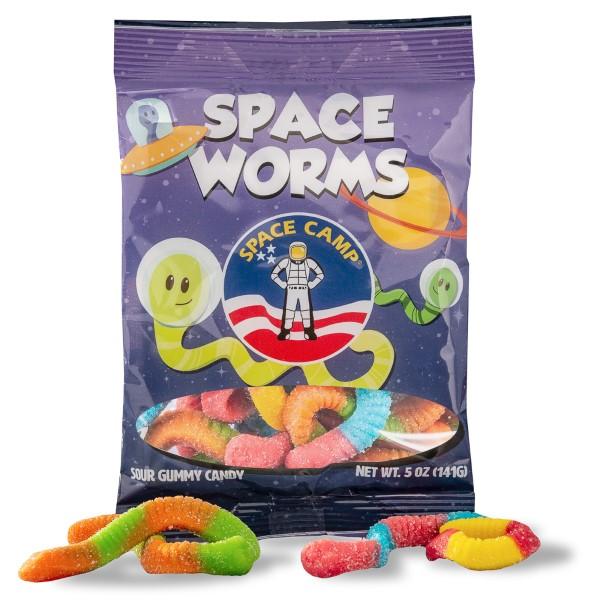 Space Camp Gummy Worms,ADGB