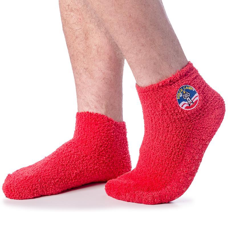 Space Camp Footie Tread Sock,SPACECAMP,NOV999