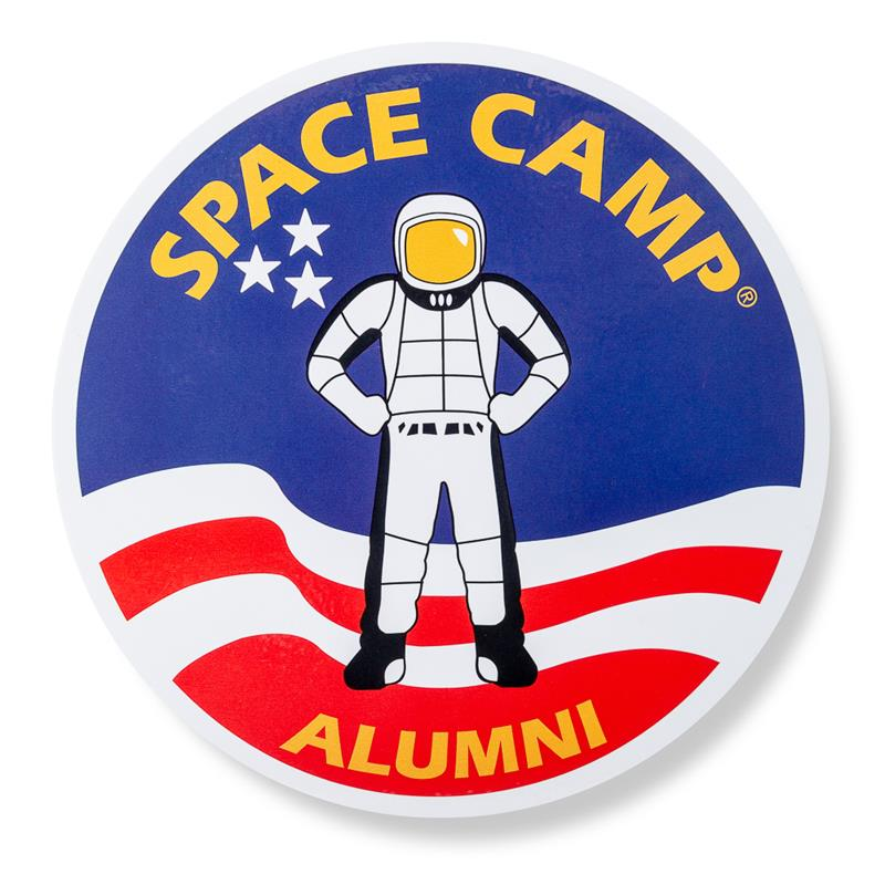 Space Camp Car Magnet,SPACECAMP,MAG220