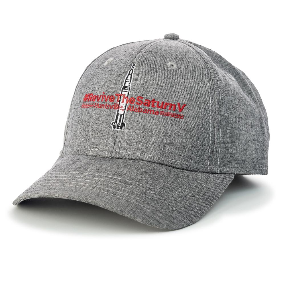 Revive the Saturn V Melange Twill Hat,PH182