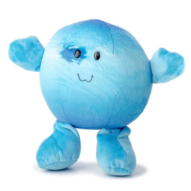 Plush Neptune Buddy,019962000577
