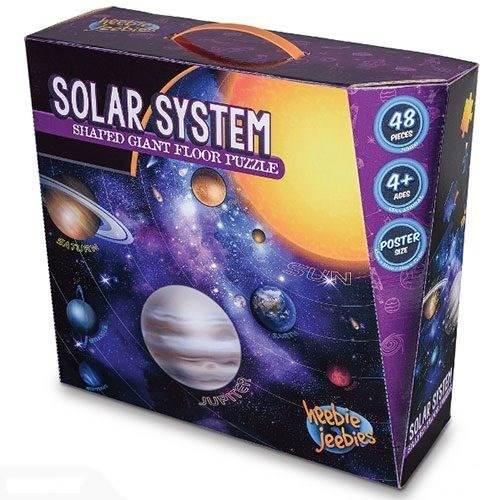 Solar System Floor Puzzle,HJ-1795